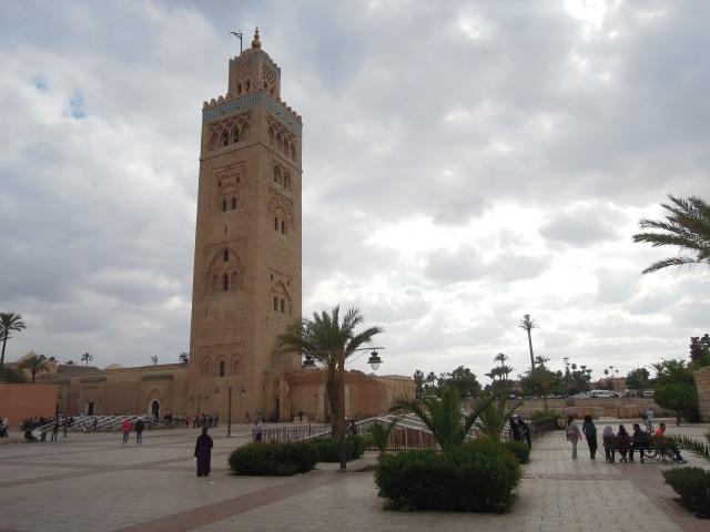 Meczet Marrakesz