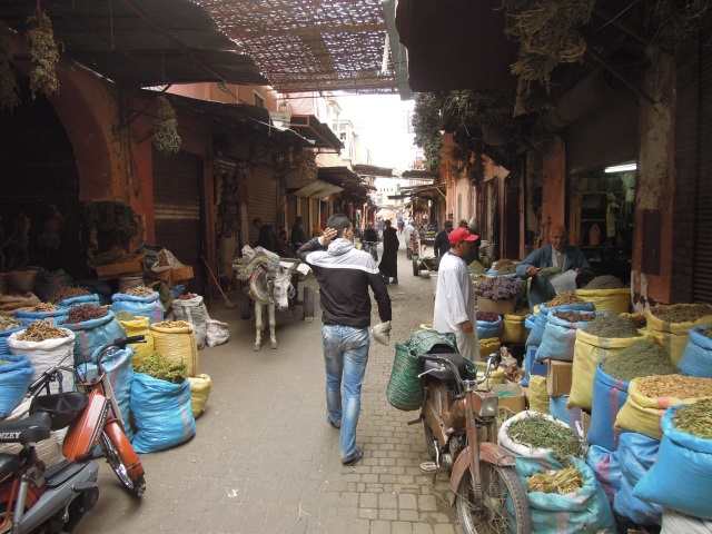 Marrakesz stragany
