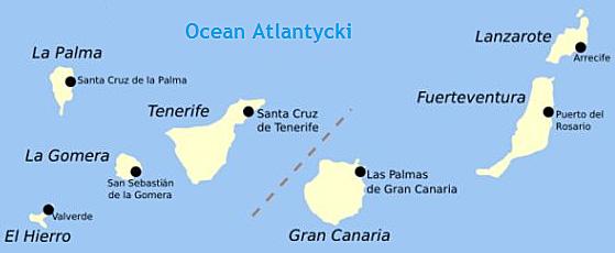 Fuerteventura Wyspy Kanaryskie